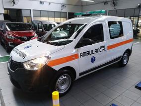 Ambulancia Traslado Kangoo Profesional 2019