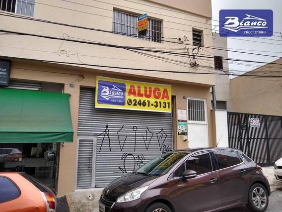 Excelente Salão Comercial Junto Av. Paulo Faccini - Sl0112