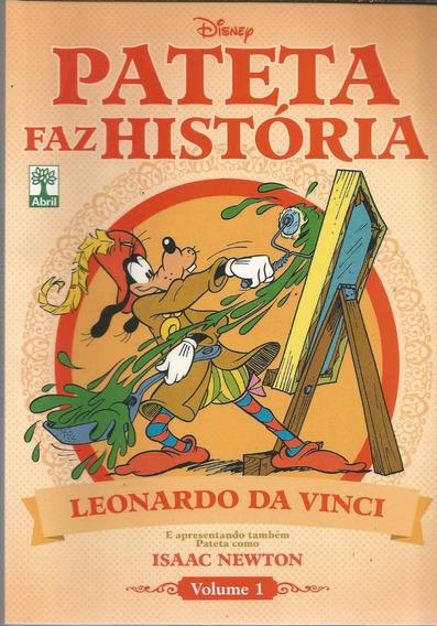 Pateta Faz Historia 1 Leonardo Da Vinci Bonellihq Cx330 F18
