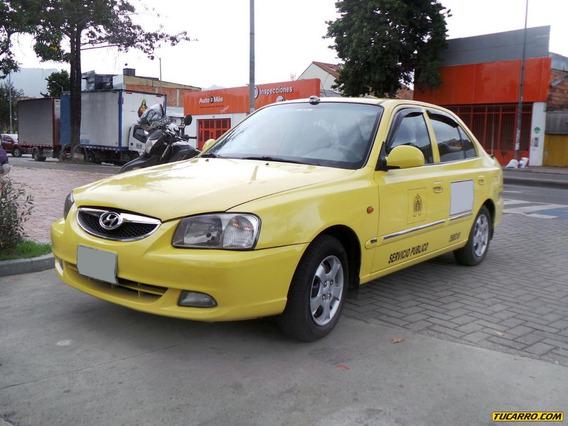 Taxis Hyundai Verna