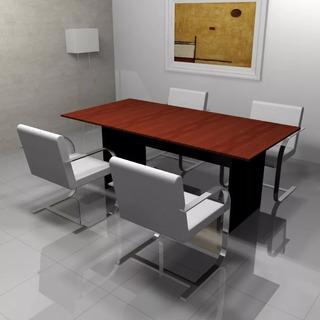 Mesa De Reunion Combinada Muebles De Oficina009-tansy-014