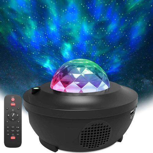 Proyector De Estrella, Proyector De Luz Galaxy Nebula Con Co