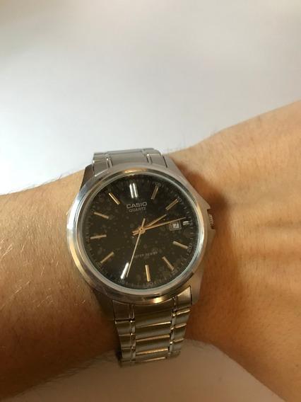 Relógio Casio Mtp1183a1a-d - Novo -frete Grátis-prova D