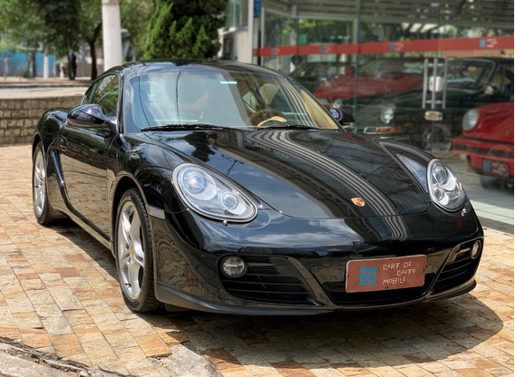 Porsche Cayman 2.9 I6 24v Gasolina 2p Manual - 2009