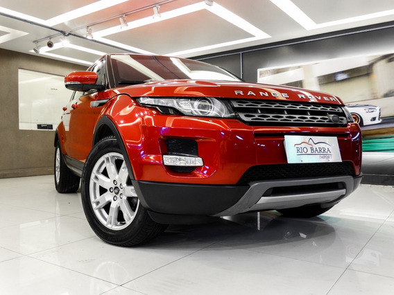 Land Rover Evoque Pure 2013 Blindado