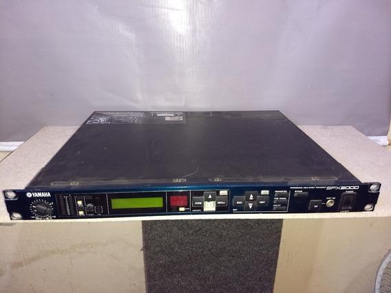 Yamaha Spx 2000 - Processador De Efeitos