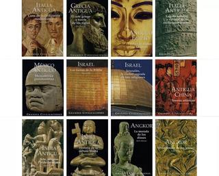 Colección Grandes Civilizaciones - 12 Libros Nuevos
