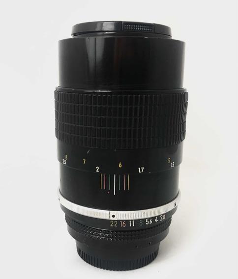 Lente Nikon 135 Mm 2.8