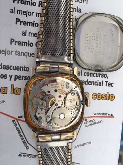 Vintage Reloj Hamilton Hombre