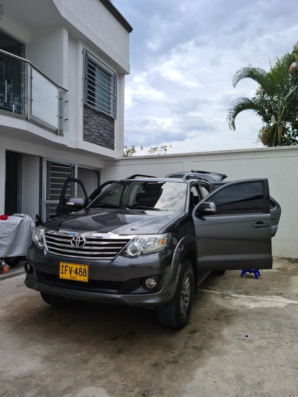 Toyota Fortuner 2015 Fortuner