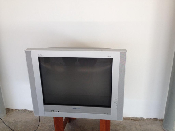 Tv 29° Flat Screen Gradiente Bivolt Modelo Tf2952 Radio Fm