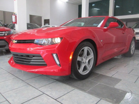 Camaro Lt 4cil Turbo Impecable 2017