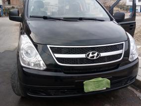 Hyundai H1 Petrolero Conservado Modelo 2014 Turbo