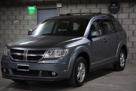 Dodge Journey Sxt 2.4 3filas-carhaus