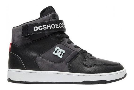 Botitas Dc Shoes Modelo Pensford Se Negro Gris