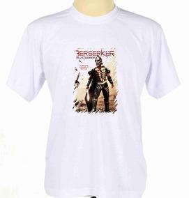 Camisa Camiseta Personalizada Berserker
