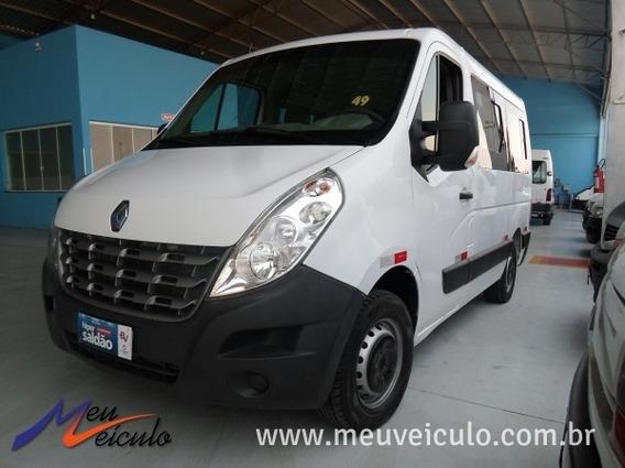 Renault Master L1h1 2.3 2017/2018 Branco
