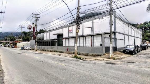 Galpão Em Bom Retiro, Teresópolis/rj De 1500m² Para Locação R$ 7.800,00/mes - Ga619787
