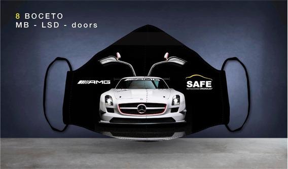 Cubre Boca Mercedes Benz Sls Edición Safe Refacciones