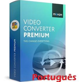 Movavi Video Converter 18 Premium Editor De Vídeo Por E-mail