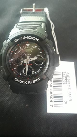 Relógio Casio G-shock Aw 591 Ms