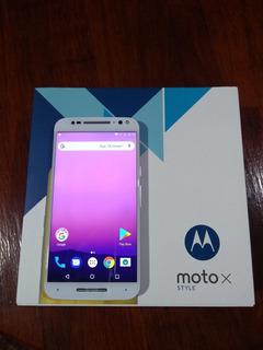 Motorola Moto X Style Funcionando Perfeitamente Veja Fotos