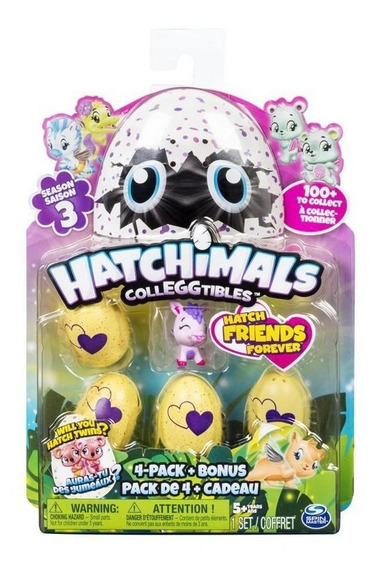 Hatchimals Mini Set Temporada 3