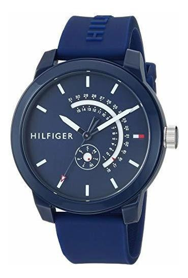 Tommy Hilfiger 1791482 - Reloj De Cuarzo Para Hombre Con Cor