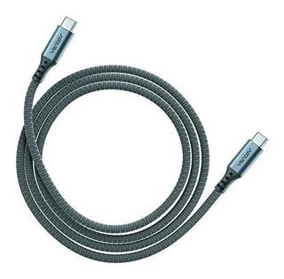 Ventev 536454 Chargeync Aleacion Cable Usb Tipo Cc 4ft Acero