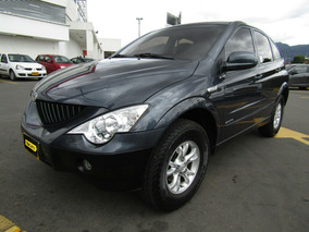 Ssangyong Actyon Crossover Mt 2300cc 4x2 Aa Ab Abs