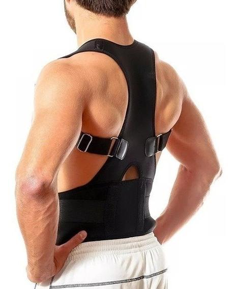 Chaleco Faja Corrector De Postura Gym Unisex