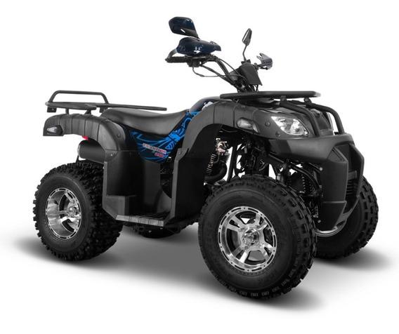 Cuatrimoto Torino Motors Trakthor 250 Adventure Azul