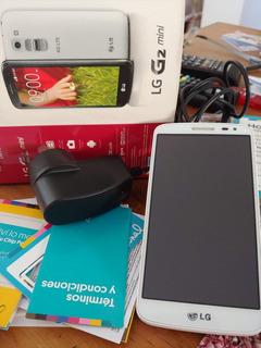 Celular Lg G2 Mini Lte D625 Blanco. Sin Envío
