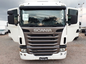 Scania G440 6x4 Retarder Opticruise 2013