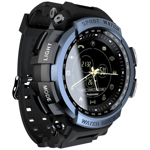 Imagen 1 de 6 de Lokmat Mk28 Reloj Inteligente 1.14 Pulgadas De Pantalla Bt4.