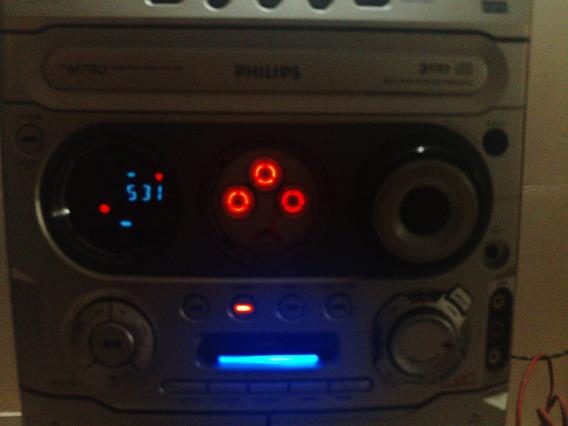 Equipo De Sonido Philips, Hay Que Revisar Cd