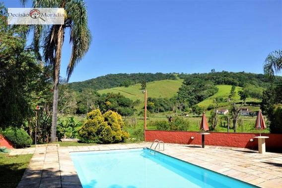 Chácara Com 4 Dormitórios À Venda, 4872 M² Por R$ 398.000,00 - Gurgel - Piedade/sp - Ch0006