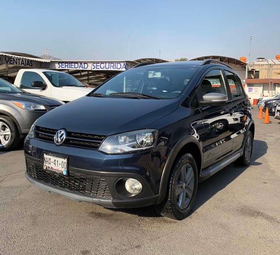 Volkswagen Crossfox 1.6 Qc Mt 2012