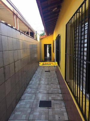 Casa À Venda, 100 M² Por R$ 180.000 - Nova Mirim - Praia Grande/sp - Ca1474