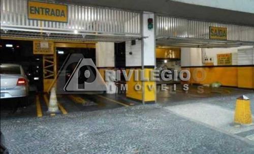 Vaga De Garagem À Venda, Copacabana - Rio De Janeiro/rj - 20165