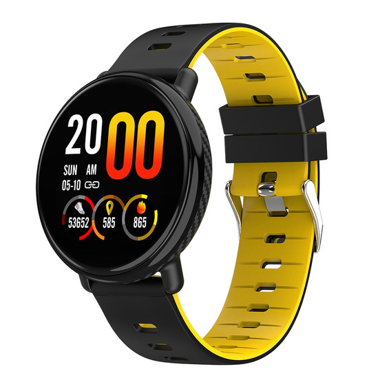 Senbono Inteligente Reloj 1.30 Pulgadas Ip68 A Prueba De Imp