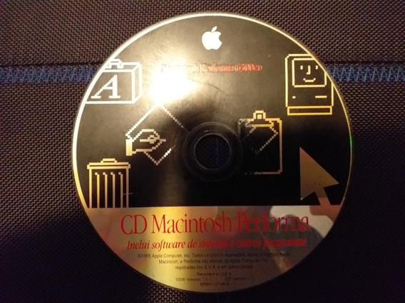 Cd Mac Os 7.5 Macintosh Performa 6300cd - Leia