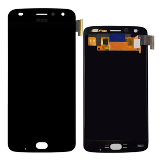 Tela Touch Display Lcd Moto Z2 Play Xt1710 Oled Preto