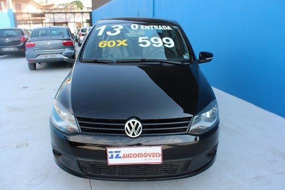 Volkswagen Fox Trend 1.0 Financiamento Zero De Entrada Uber
