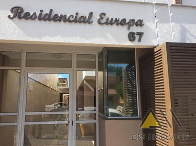 Apartamento Padrão Com 3 Quartos No Ed Residencial Europa - 915760-l