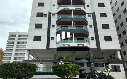 Amplo Apartamento Em Praia Grande S. Paulo..