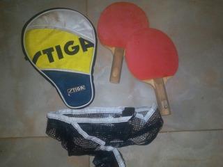 Raquetas De Ping Pong (15$)