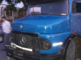 Mercedes Benz 1114 Motor 1620