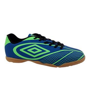 Chuteira Futsal Umbro Fury Azul Verde 748745