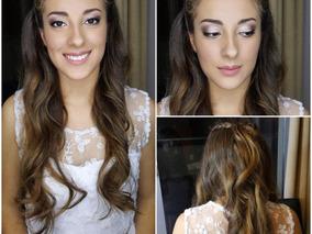 Maquilladora Profesional -maquillaje-peinados- A Domicilio